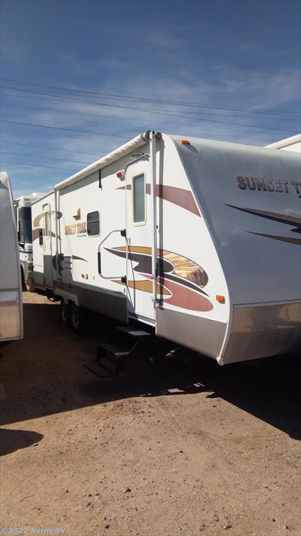 Used 2007 CrossRoads Sunset Trail For Sale by Norris RV available in Casa Grande, Arizona