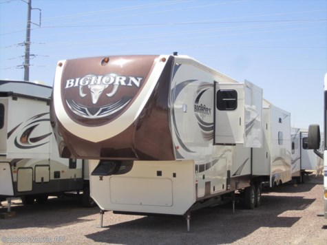Used 2015 Heartland RV Bighorn BH 3875FB For Sale by Norris RV available in Casa Grande, Arizona