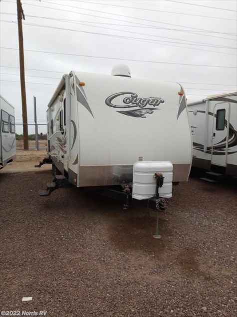 Used 2012 Keystone Cougar 27 RBSWE For Sale by Norris RV available in Casa Grande, Arizona