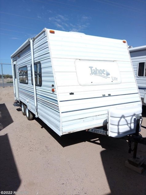 Used 1998 Tahoe 21SDTT For Sale by Norris RV available in Casa Grande, Arizona