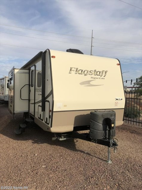 Used 2015 Forest River Flagstaff Super Lite/Classic 23FBDS For Sale by Norris RV available in Casa Grande, Arizona