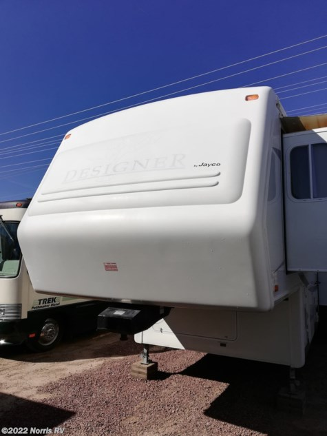 Used 2005 Jayco Designer 37RLQS For Sale by Norris RV available in Casa Grande, Arizona