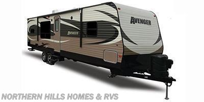 Stock Image for 2014 Prime Time Avenger 26BDS (options and colors may vary)