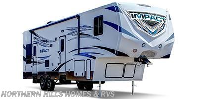 Stock Image for 2014 Keystone Impact 386 (options and colors may vary)