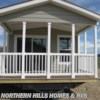 2018 Skyline Shore Park 4100  - Park Model New  in Whitewood SD For Sale by Northern Hills Homes and RV's call 605-269-2225 today for more info.