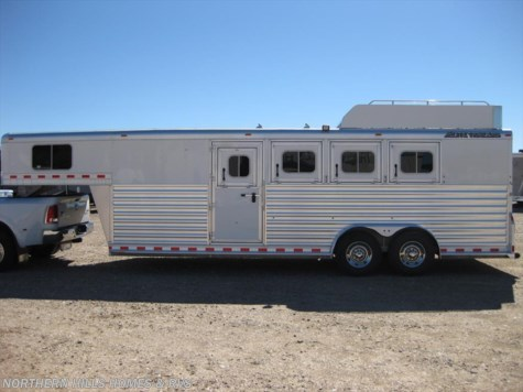 2016 Elite Coach  4 Horse Trailer