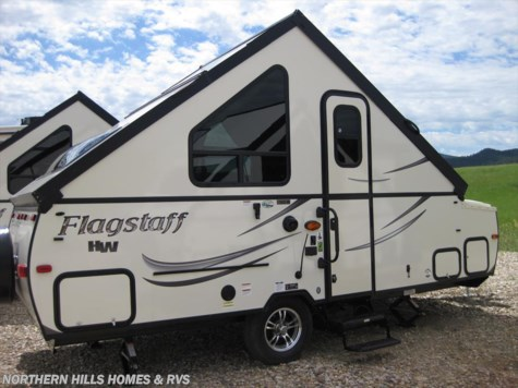 2017 Forest River Flagstaff Hard Side  T21QBHW