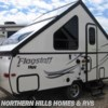 New 2018 Forest River Flagstaff Hard Side T21TBHW For Sale by Northern Hills Homes and RV's available in Whitewood, South Dakota
