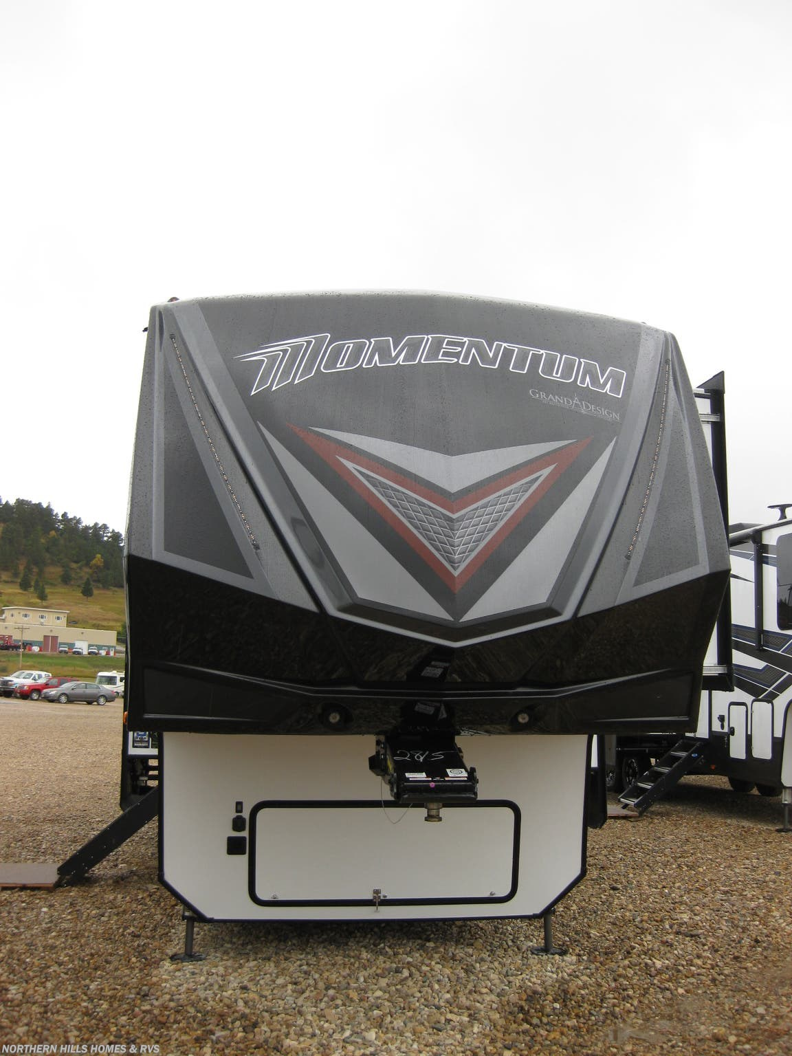 New Toy Hauler - 2019 Grand Design Momentum 399TH. Side Patio Deck  sc 1 st  Northern Hills Homes and RVs & GD21994 - 2019 Grand Design Momentum 399TH for sale in Whitewood SD