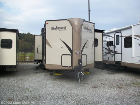 New 2016 Forest River Rockwood Windjammer 3025W For Sale by Choo Choo RV available in Chattanooga, Tennessee