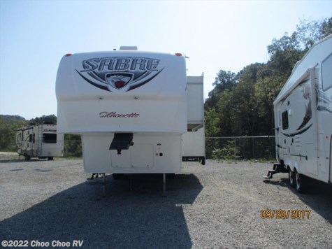 Used 2013 Palomino Sabre Silhouette 290RKDS For Sale by Choo Choo RV available in Chattanooga, Tennessee