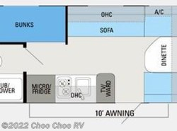 Used 2013  Jayco Jay Flight Swift SLX 184BH by Jayco from Choo Choo RV in Chattanooga, TN
