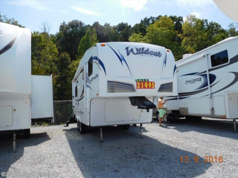 2012 Forest River Wildcat eXtraLite  241RLX