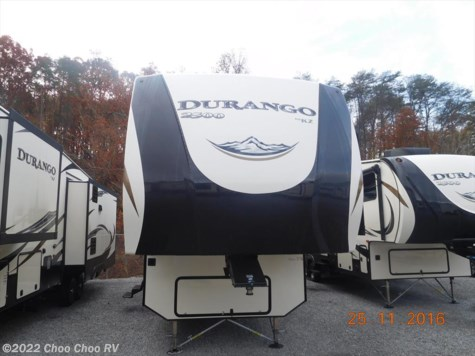 New 2017 K-Z Durango 2500 D315RKD For Sale by Choo Choo RV available in Chattanooga, Tennessee