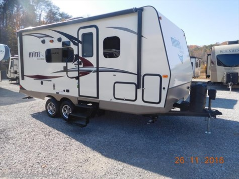 New 2017 Forest River Rockwood Mini Lite 2104S For Sale by Choo Choo RV available in Chattanooga, Tennessee