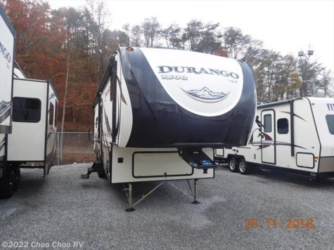 New 2017 K-Z Durango 1500 D286BHD For Sale by Choo Choo RV available in Chattanooga, Tennessee