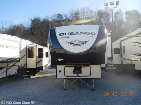 New 2017 K-Z Durango 1500 D251RLT For Sale by Choo Choo RV available in Chattanooga, Tennessee