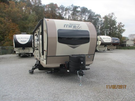 2018 Forest River Rockwood Mini Lite  RLT2104S