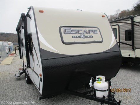 New 2018 K-Z Escape E161RB For Sale by Choo Choo RV available in Chattanooga, Tennessee