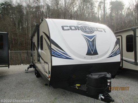 New 2018 K-Z Connect C251RK For Sale by Choo Choo RV available in Chattanooga, Tennessee