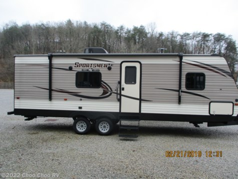 New 2019 K-Z Sportsmen 260BHLE For Sale by Choo Choo RV available in Chattanooga, Tennessee