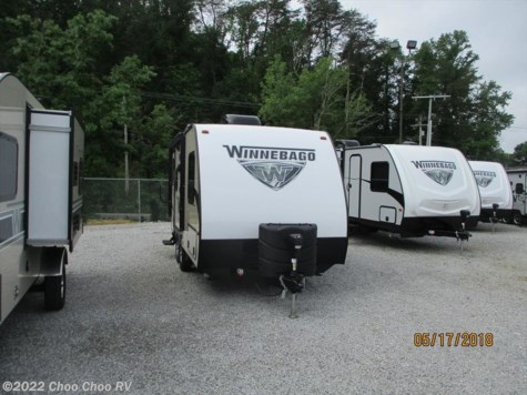 New 2019 Winnebago Micro Minnie 1808FBS For Sale by Choo Choo RV available in Chattanooga, Tennessee