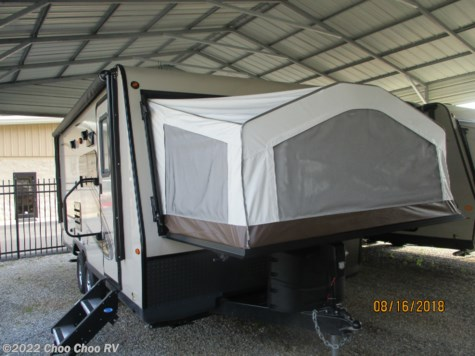 New 2019 Forest River Rockwood Roo 183 For Sale by Choo Choo RV available in Chattanooga, Tennessee