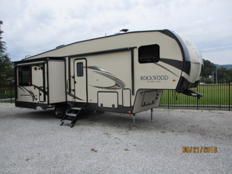 New 2019 Forest River Rockwood Ultra Lite RLF2889WSC For Sale by Choo Choo RV available in Chattanooga, Tennessee