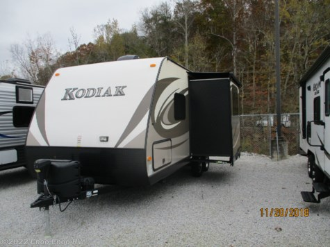 Used 2015 Dutchmen Kodiak 221RBSL For Sale by Choo Choo RV available in Chattanooga, Tennessee