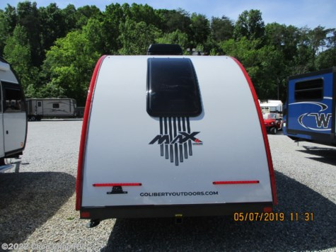 New 2020 Liberty Outdoors Little Guy Max Base For Sale by Choo Choo RV available in Chattanooga, Tennessee