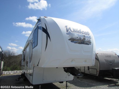 2013 Forest River Wildcat  322RK
