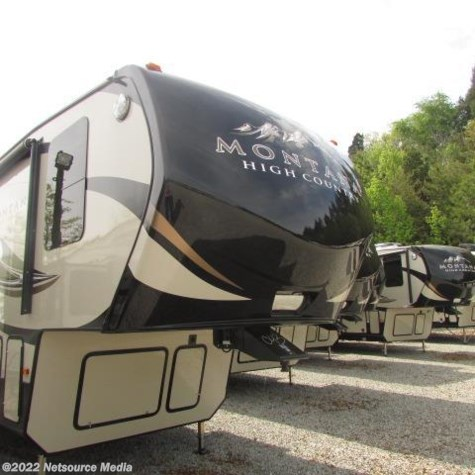 2016 Keystone Montana High Country  370BR