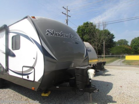 2015 Cruiser RV Shadow Cruiser  225RBC