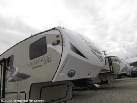 New 2017 Coachmen Chaparral Lite 295BHS For Sale by Northgate RV Center available in Louisville, Tennessee