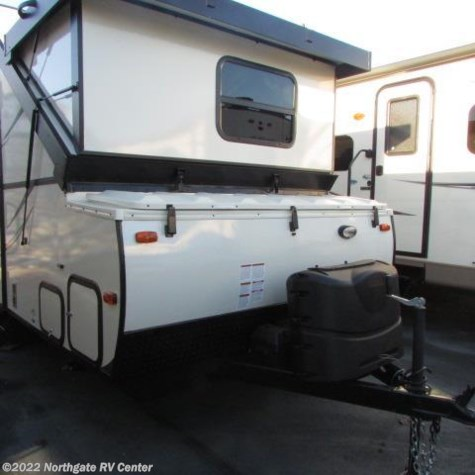 New 2017 Forest River Flagstaff High Wall 21FKHW For Sale by Northgate RV Center available in Louisville, Tennessee