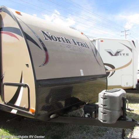 2014 Heartland RV North Trail   NT 21FBS