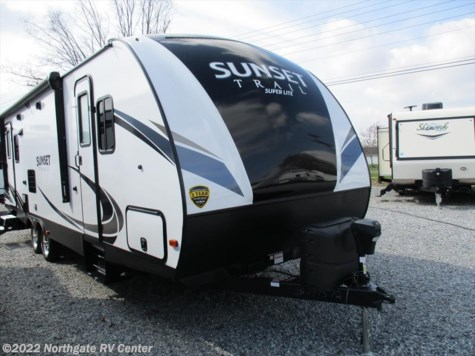 New 2018 CrossRoads Sunset Trail Super Lite 271RL For Sale by Northgate RV Center available in Louisville, Tennessee