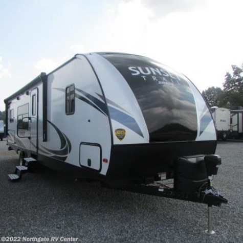 New 2018 CrossRoads Sunset Trail Super Lite 291RK For Sale by Northgate RV Center available in Louisville, Tennessee