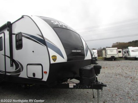 New 2018 CrossRoads Sunset Trail Grand Reserve 26SI For Sale by Northgate RV Center available in Louisville, Tennessee