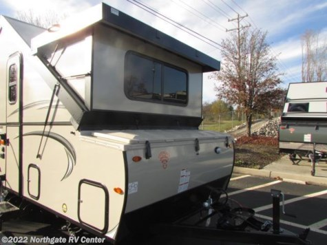 New 2018 Forest River Flagstaff High Wall 21DMHW For Sale by Northgate RV Center available in Louisville, Tennessee