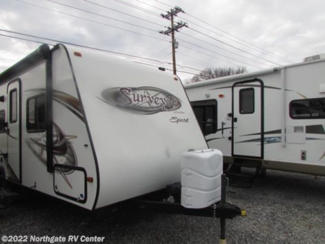 2013 Forest River Surveyor Sport  SP220