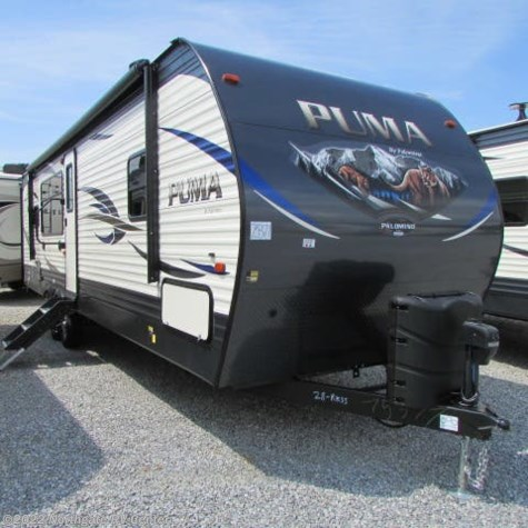 New 2019 Palomino Puma 28RKSS For Sale by Northgate RV Center available in Louisville, Tennessee