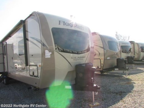 New 2018 Forest River Flagstaff Classic Super Lite 832BHIKWS For Sale by Northgate RV Center available in Louisville, Tennessee