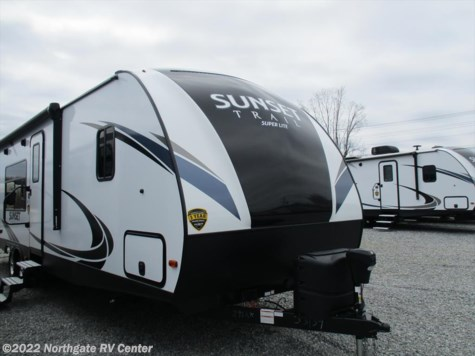 New 2018 CrossRoads Sunset Trail Super Lite SS291RK For Sale by Northgate RV Center available in Louisville, Tennessee