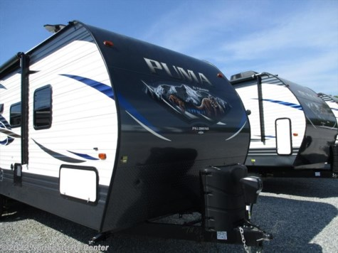New 2019 Palomino Puma 28FQDB For Sale by Northgate RV Center available in Louisville, Tennessee