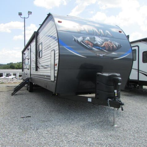 New 2020 Palomino Puma 32RKTS For Sale by Northgate RV Center available in Louisville, Tennessee