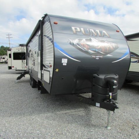 New 2019 Palomino Puma 27RLSS For Sale by Northgate RV Center available in Louisville, Tennessee