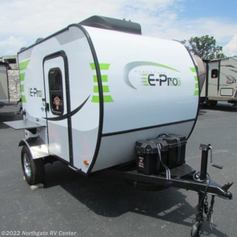 New 2019 Forest River Flagstaff E-Pro 12RK For Sale by Northgate RV Center available in Louisville, Tennessee