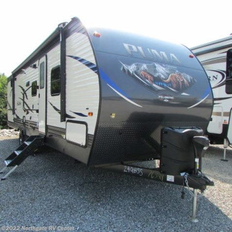 New 2019 Palomino Puma 29QBSS For Sale by Northgate RV Center available in Louisville, Tennessee