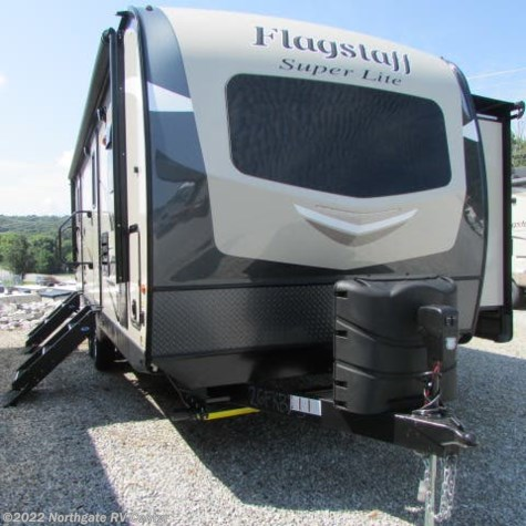 New 2019 Forest River Flagstaff Super Lite/Classic 26FKBS For Sale by Northgate RV Center available in Louisville, Tennessee